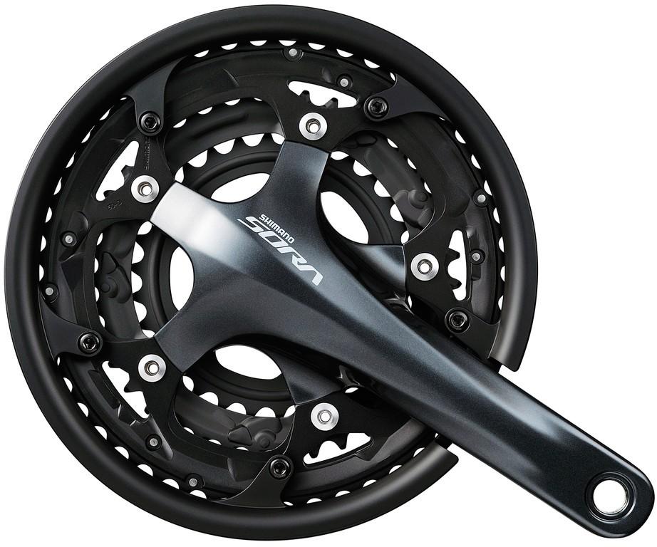 Shimano FC-R3030 50x39x30z 170 mm černé
