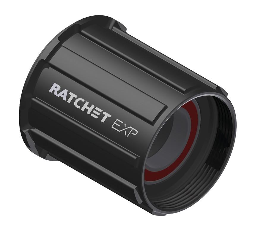Rotor DT Swiss Ratchet EXP Road, Shimano11SP Light, hliník HWRABL00S4866S