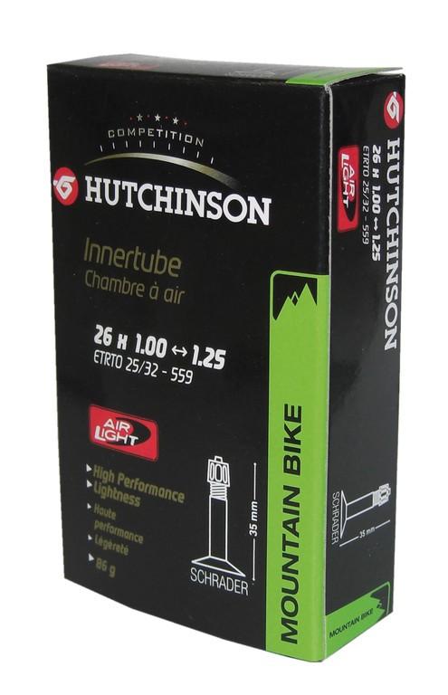 "duše Hutchinson Air Light 26"", 26x1.70-2.10"" franz. ventil 32 mm"