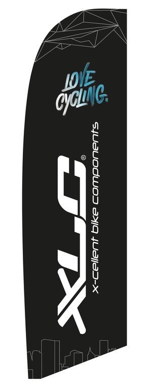 XLC Plážová vlajkaVýška 2,35