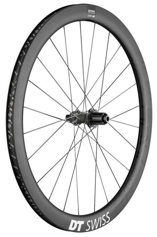 "DT Swiss ERC1400 Spline DB 28""/19mm,Carbon, Center Lock, 142/12mm TA"