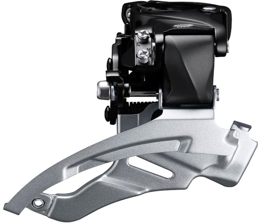 Shimano přesmykač ALTUS FD-M2000 pro 3x9 obj. 34,9/31,8 + 28,6 Down-swing dual pull pro 40z max