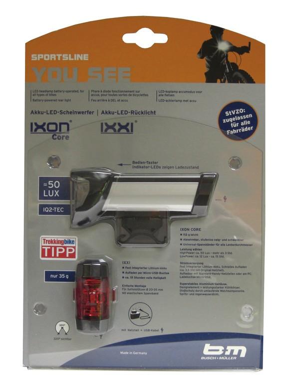 LED-Batterieleuchtenset Ixon Core/Ixxi - LED-Batterieleuchtenset Ixon Core/Ixxi