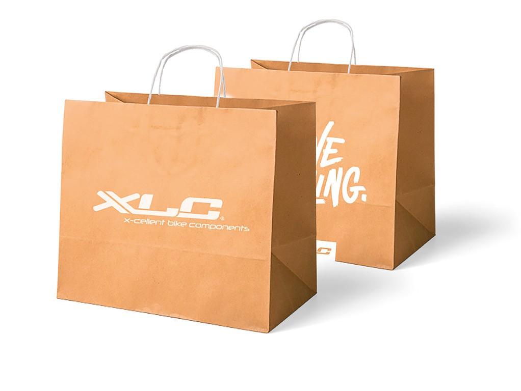 XLC taška papírová