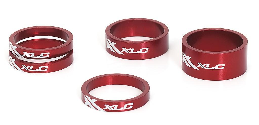 XLC A-Head Spacer-Set AS-A02 - XLC A-Head Spacer-Set AS-A02