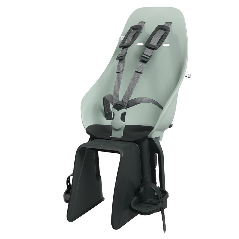 Detská sedacka Urban Iki pro na nosic, chigusa zelená/bincho cerná