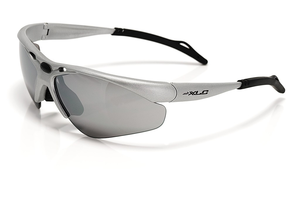 Sluneční brýle XLC Tahiti stříbrné
