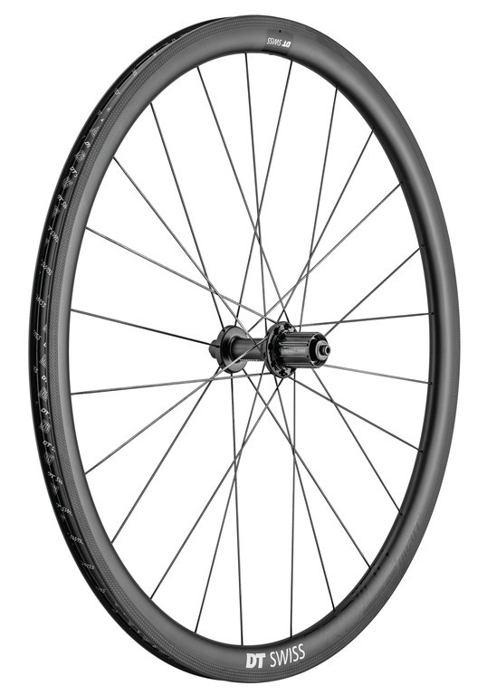 "DT Swiss PRC 1100 Dicut 3528""/18mm Carbon 130/5mm QR"