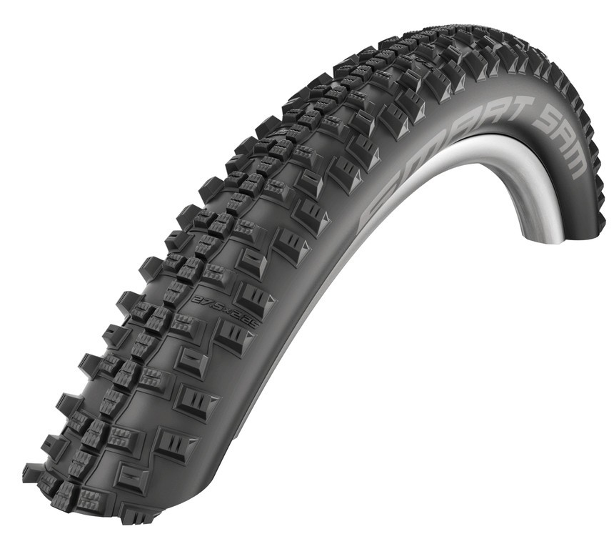 "Schwalbe Smart Sam HS476 drát., 28x1.40""37-622 crn Performance Addix"