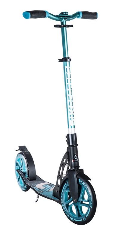 Six Degrees Scooter Al TS modrá/černá