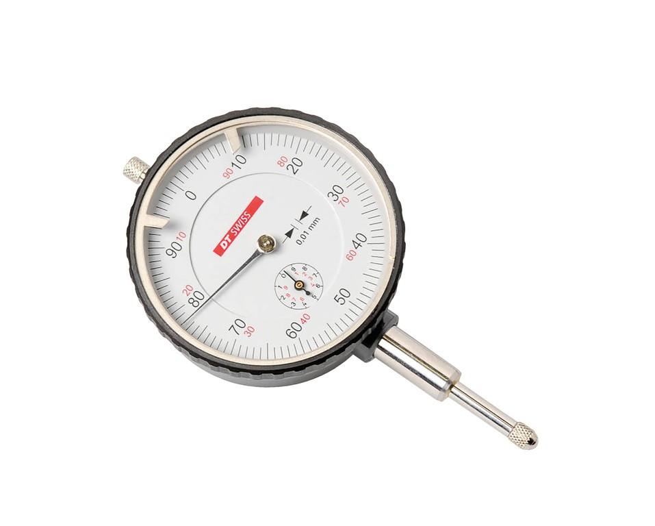 Merící centr.hodiny DT Swiss Analog 001/10mm ? 58mm TESTAXXN05503S