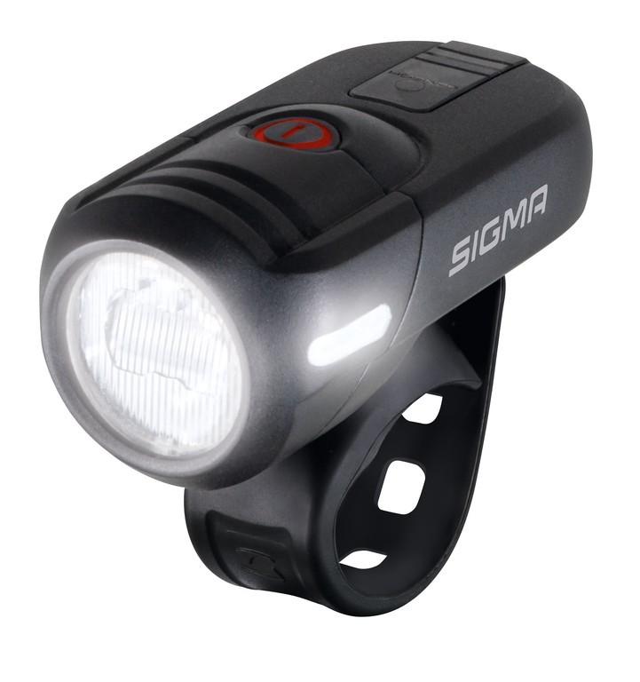 LED-pr.svetlo na bat. Sigma Aura 45 USB 45 Lux