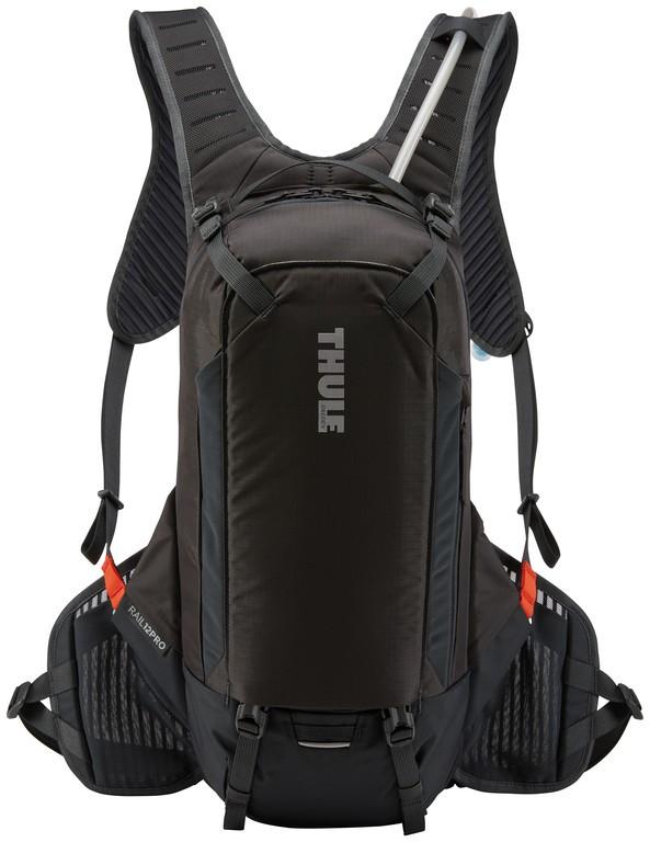 Nápojový ruksak Thule Rail 12L Pro, Obsidian