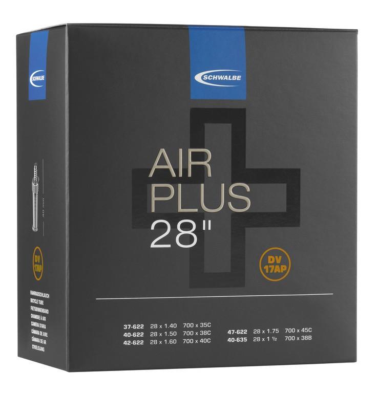"Duše Schwalbe DV 17AP Air Plus, 28"" 37/47-622/635 IB 40mm"