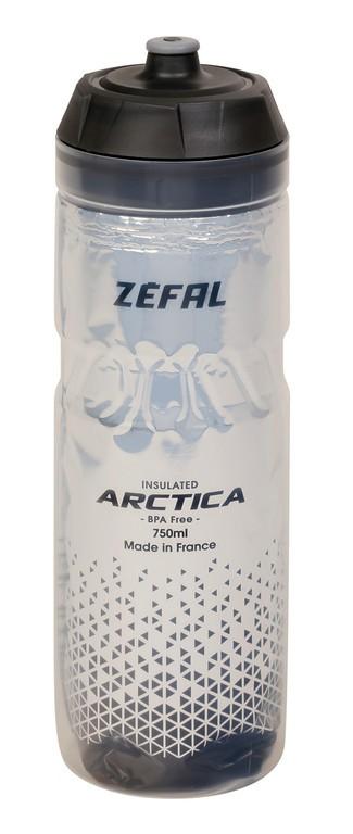 Zéfal Arctica 75 stříbrná/černá (750 ml)