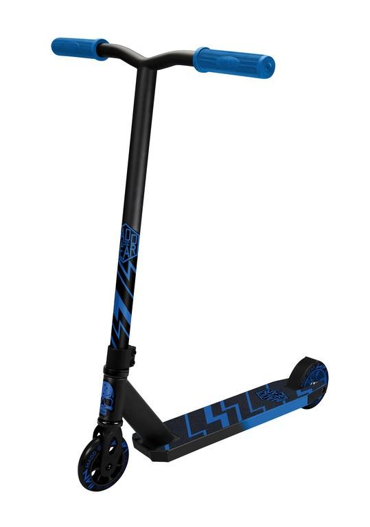 Koloběžka Madd Whip Pro modrá