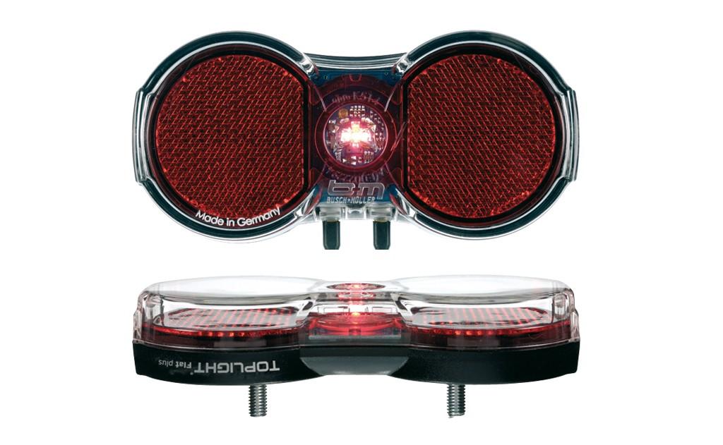 Batterie-Rücklicht b&m Toplight Flat - Batterie-Rücklicht b&m Toplight Flat
