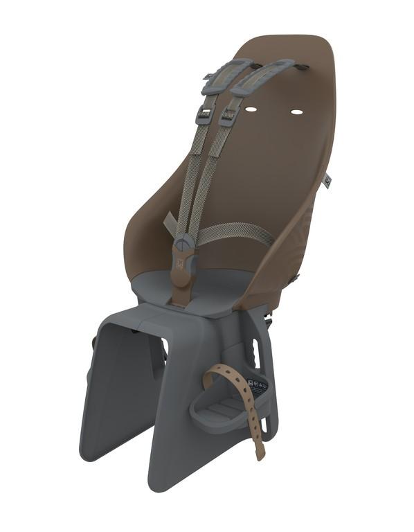 Detská sedacka Urban Iki-uchyc.na nosic, koge hnedá/bincho cerná