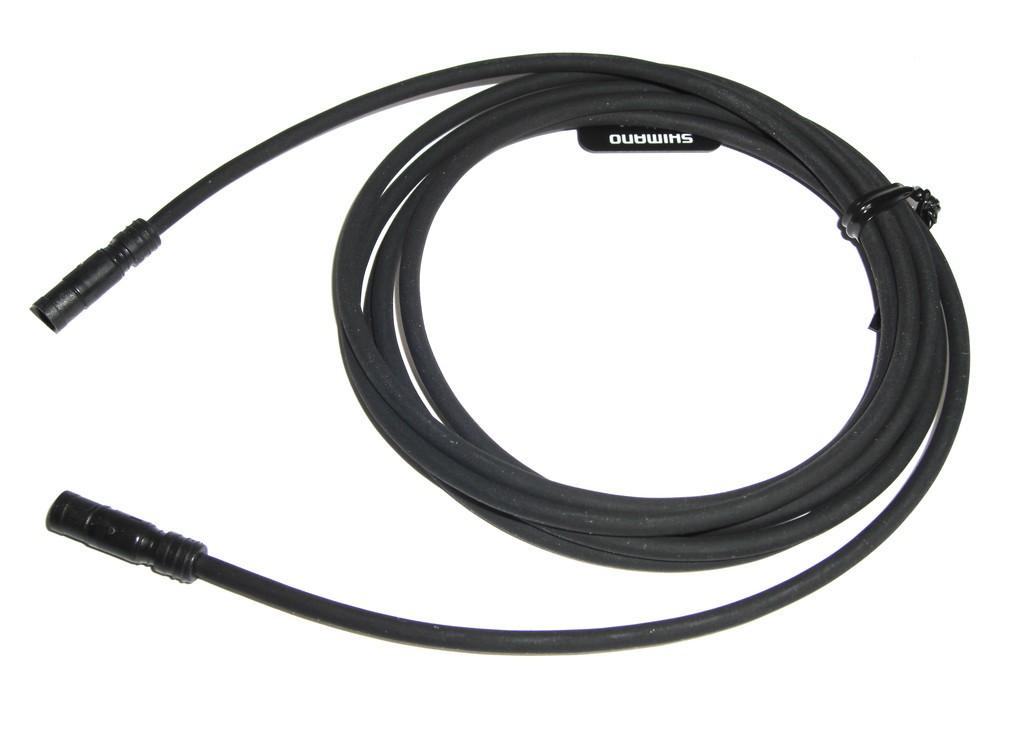 Shimano elektro kabel Di2 EW-SD50 pro vnější vedení 1200 mm černý bal