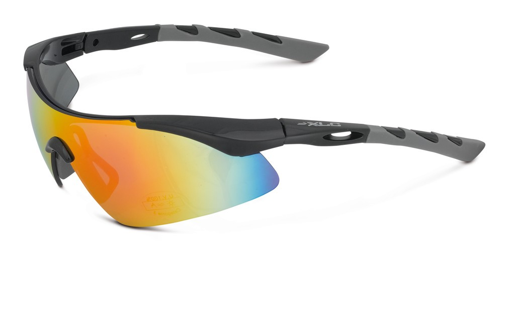 Sluneční brýle XLC Komodo černošedé