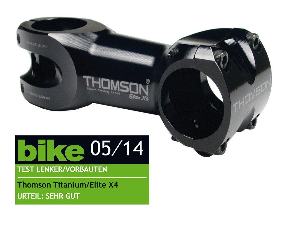Thomson Elite X4 31,8/95 mm 0°