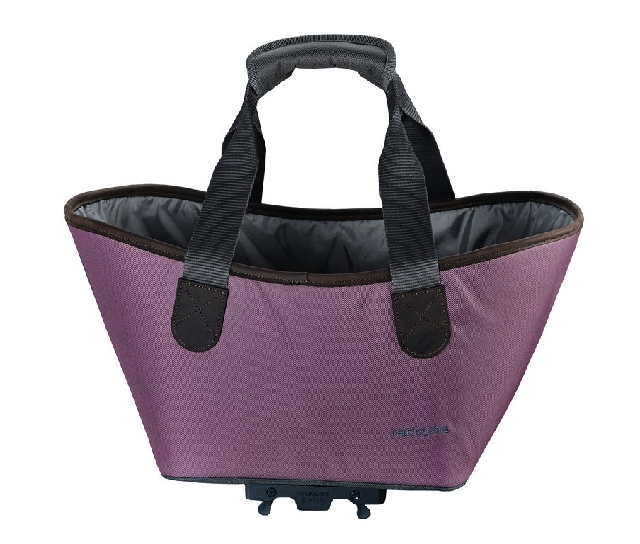 Racktime Agnetha violett + Snapit adaptér