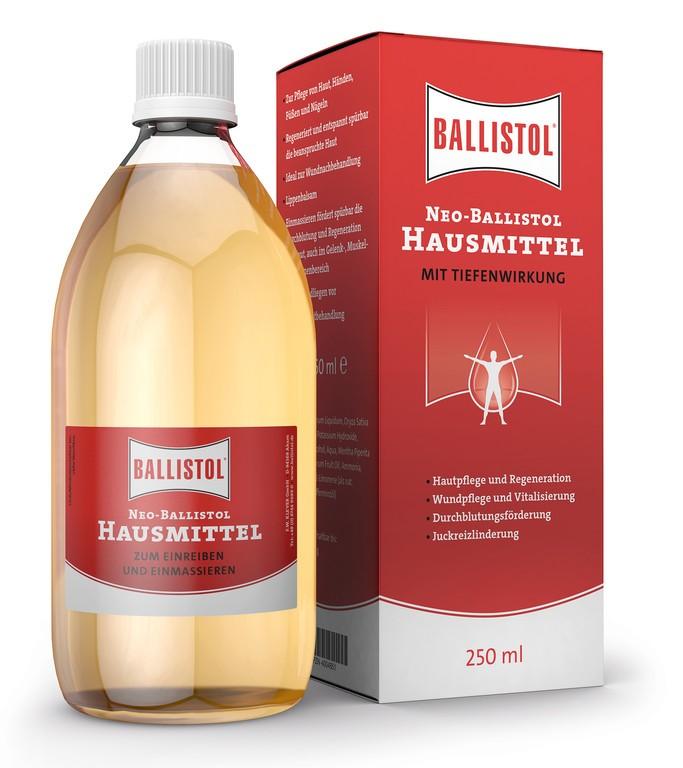 Neo- Ballistol domácí prostredek, 250ml, láhev