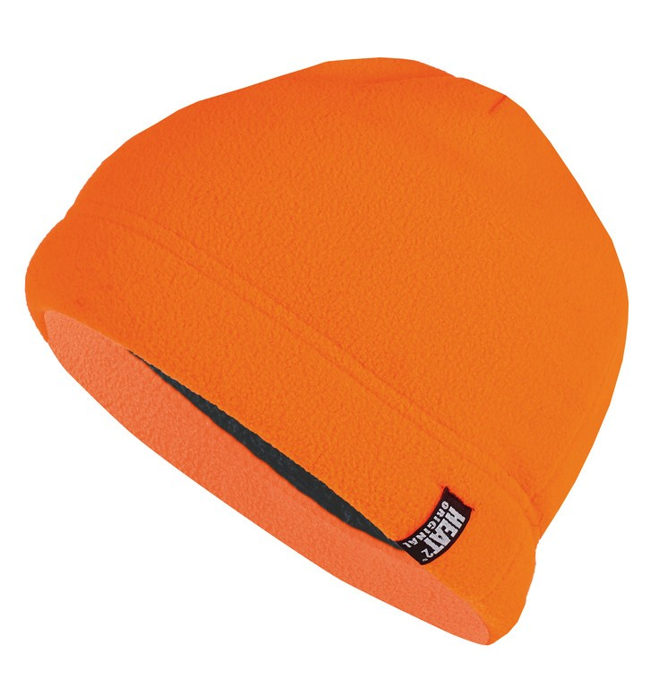 Beanie Heat²  Extra Warm Classic,neon orange unisize