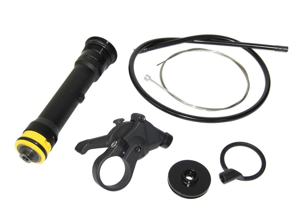 RockShox Remote Upgrade Kit, PopLoc Remote, Turnkey 30mm, pravá