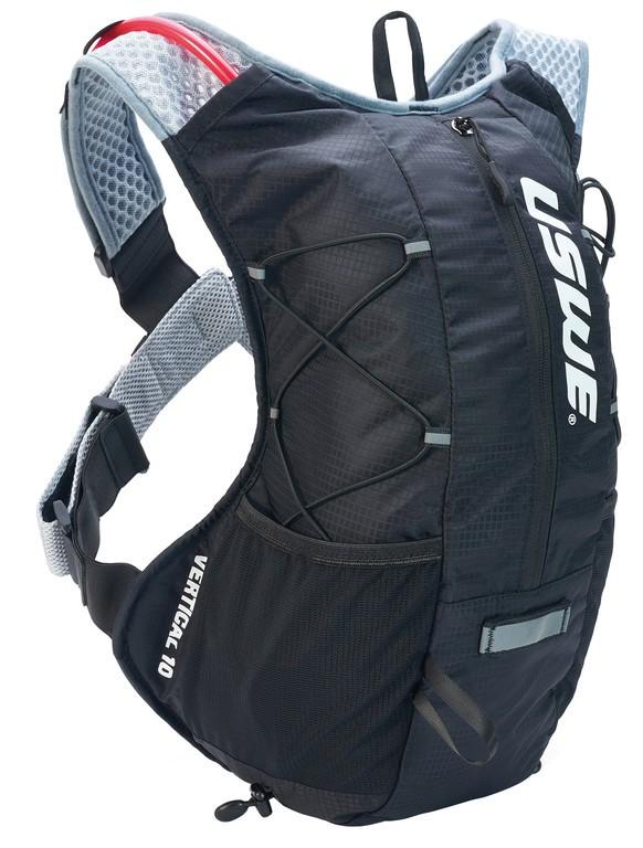 Nápoj.batoh USWE Vertical 10,carbon cerná