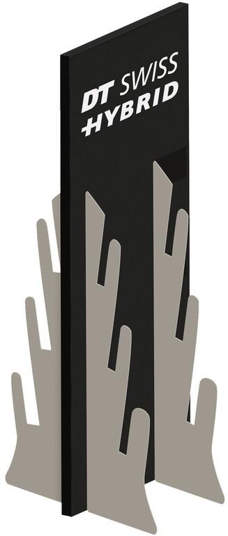 Prod.display p.zap.kolaDTSwissHybrid crn pro 6 zapletených kol