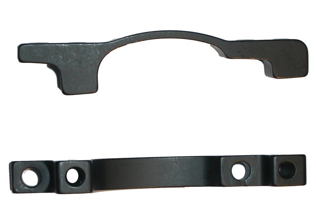 Tr!ckstuff adaptér brzdového kotoucePM vidlice-PM brzdy + 43