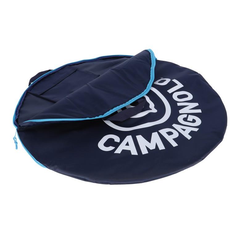 Campagnolo taška na zapl.kola modrá, pro 1 zapl.kolo 5mm polstrování