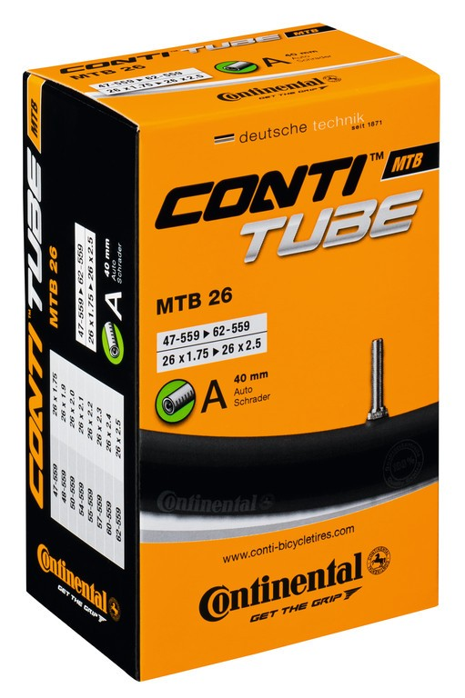 "Continental Compact 24 Hermetic Plus 24"" AV 34mm"