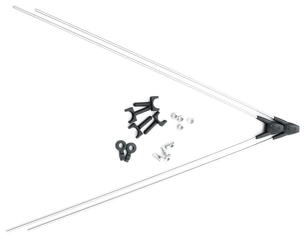 V-vzpery pár ASR pro, SKS umelohmotné blatníky 8359