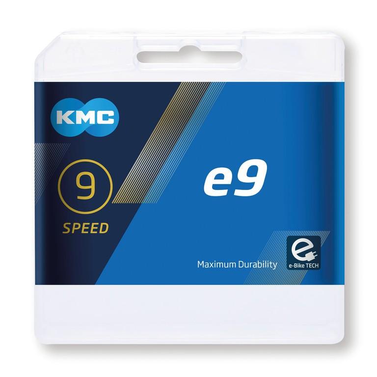 KMC e9 122 článků