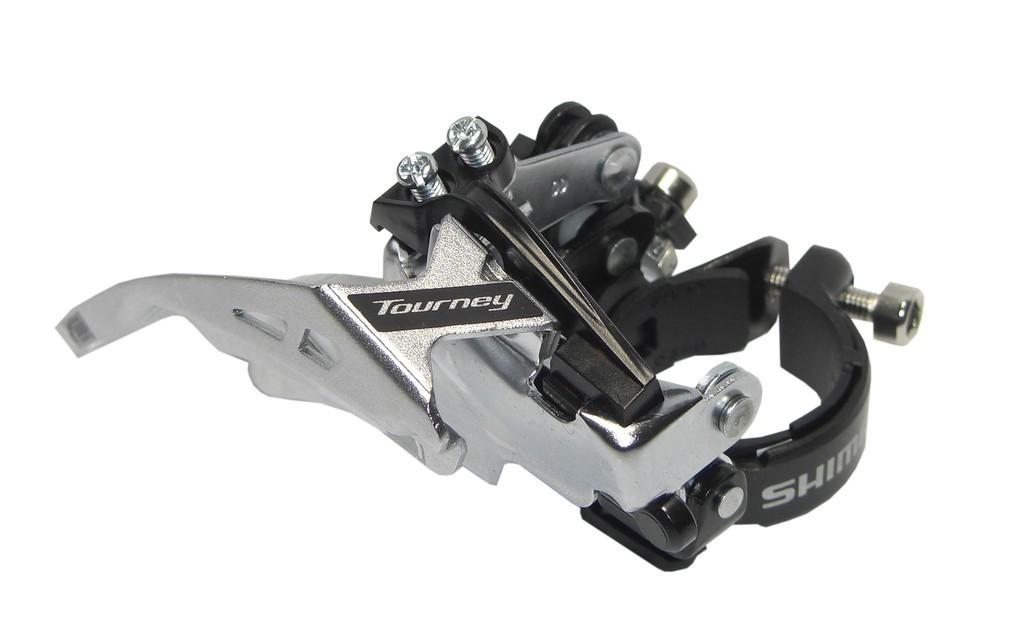 Presmykac Shimano Top-Swing Dual PullFDTY710 až 48Z, 63-66°, 31,8mm