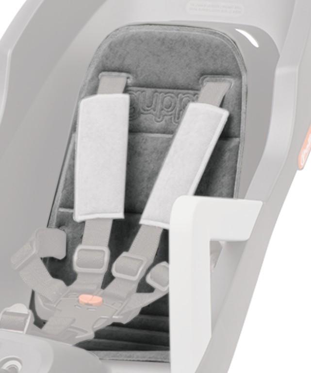 Polstrování sedadla Polisport, pro Guppy Maxi, šedá
