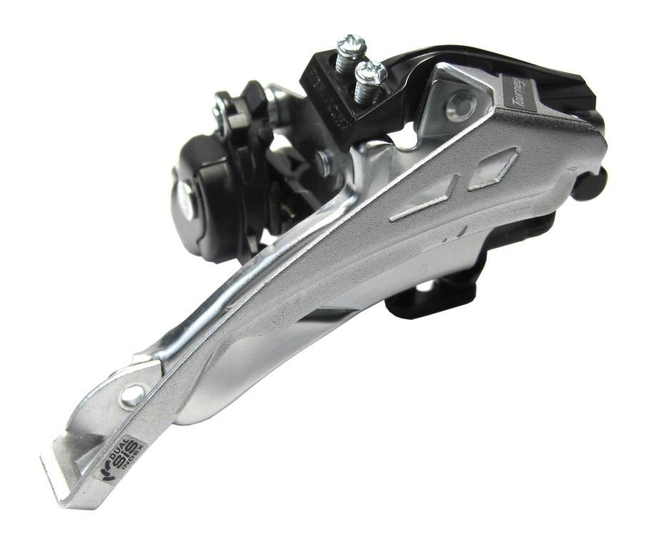 Presmykac Shimano Top-Swing Dual PullFD-TY710TSM6 až 48Z, 66-69°, 31,8mm