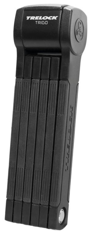 Skl.zámek Trelock Trigo + držák, FS 380/85, cerná, +držák ZF234 X-Move
