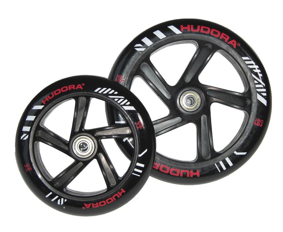 """Sada kol Hudora Bold Wheel L 7"""", 180/145 mm Ø pro Mod.14252"""