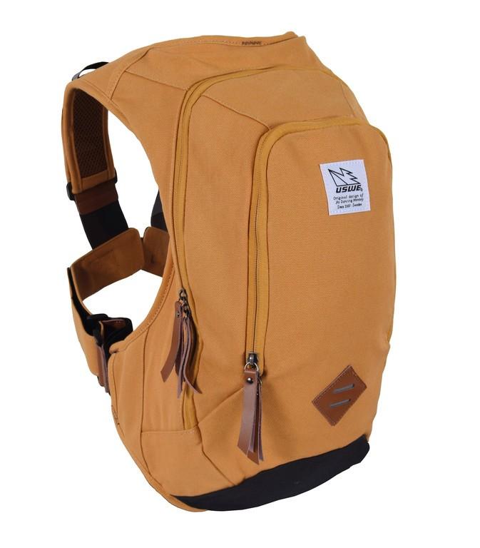Commuter-ruksak USWE Scrambler 16,Khaki bez rezervoáru na pití
