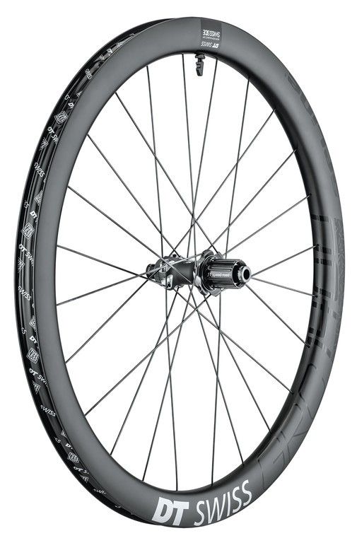 DT Swiss GRC1400 Spline 650B DB Carbon CL142/12mm TA Shim.