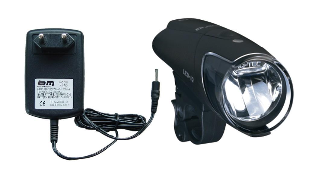 LED-Akkuscheinw. b&m Ixon IQ Premium - LED-Akkuscheinw. b&m Ixon IQ Premium