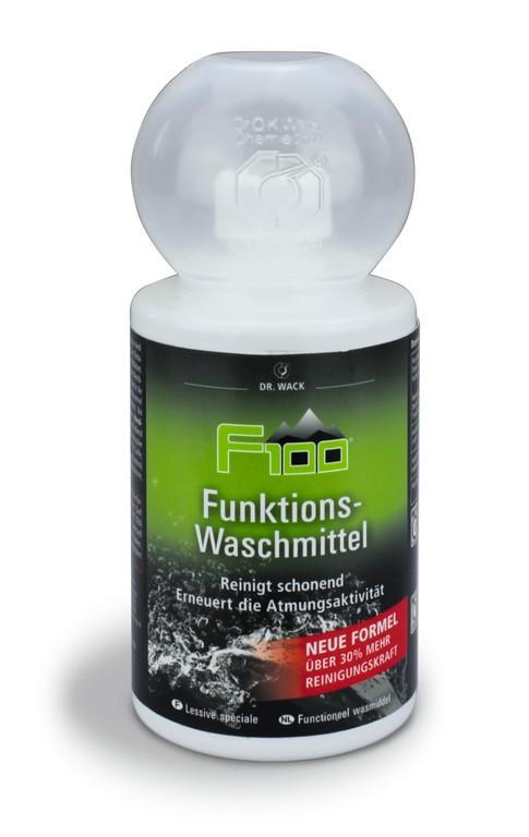 F100 Funktions-Waschmittel
