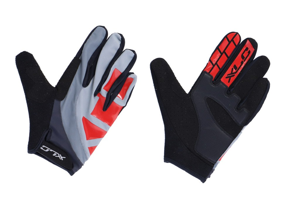 XLC CG-L13 Enduro černé/šedé/červené vel.XS
