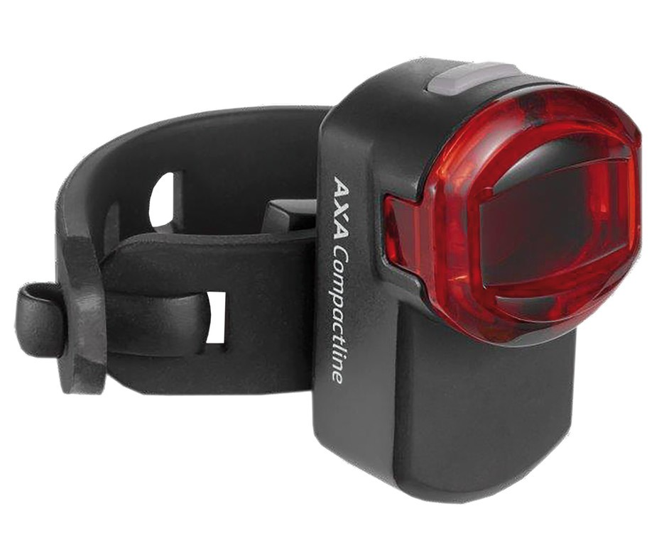 LED zadní svetlo na akum.AXA Compactline, USB