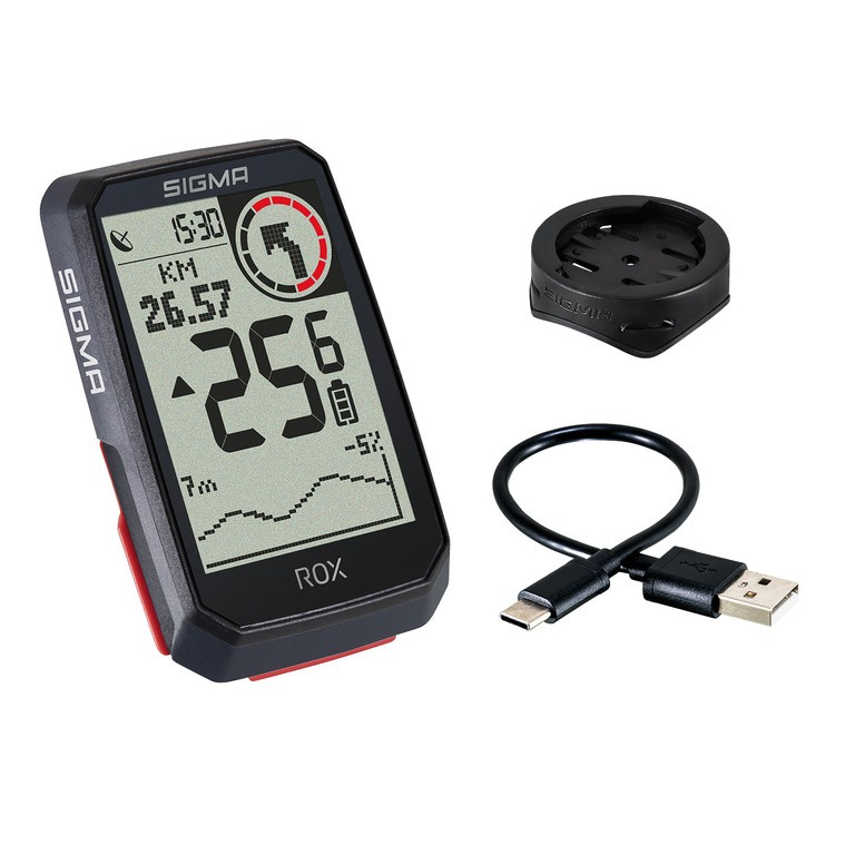 Sigma Rox 4.0 GPS černý