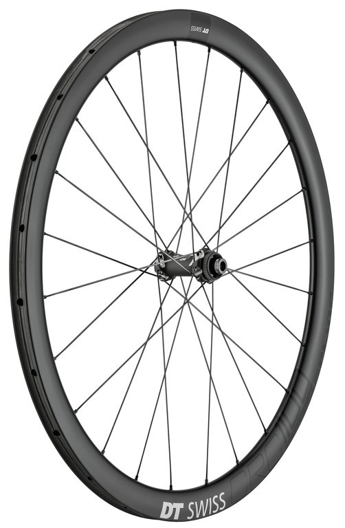 DT SwissCRC1100 Spline DB 38TubularCarbon, Center Lock 100/12 mm TA