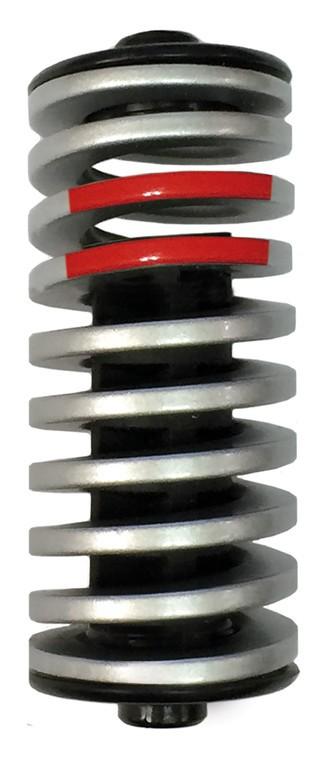 bySchulz G.1 Urban, červená, 60mm, soft 45-65kg